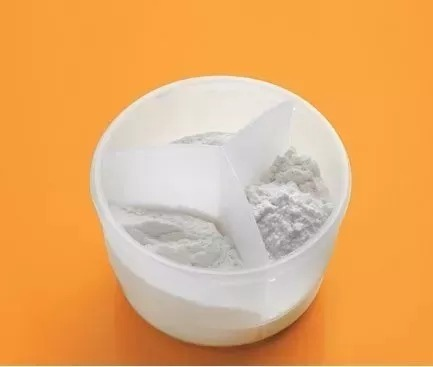 Tupper con leche en polvo