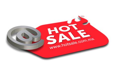 Etiqueta de Hot Sale México