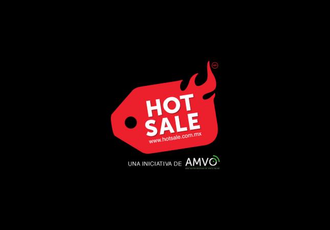 Etiqueta que explica qué es el Hot Sale