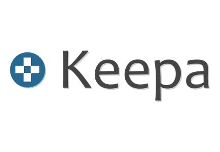 Logo de Keepa