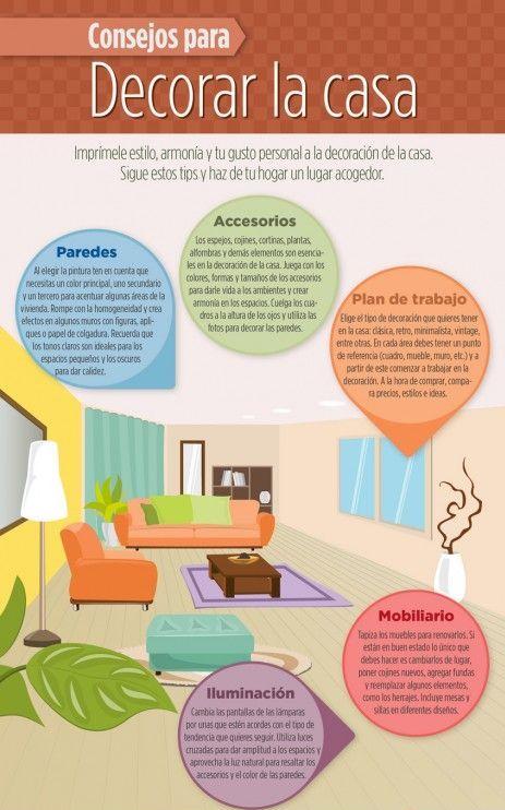 Consejos para el diseño de interiores