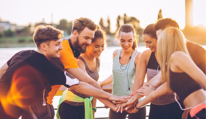 el deporte y los jovenes