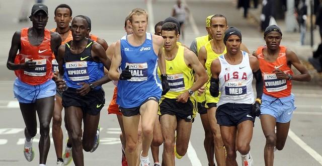 como entrenar para un maratón