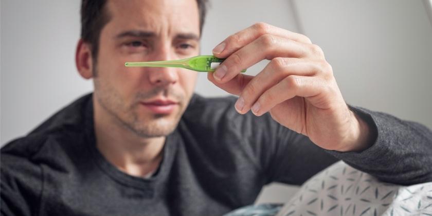 que hacer si tienes fiebre