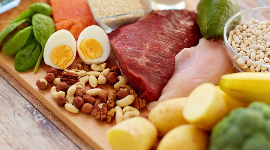 calorías en la dieta