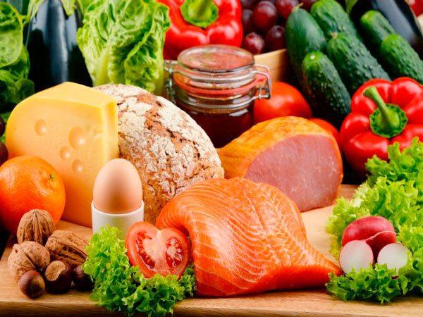 como comer menos calorías