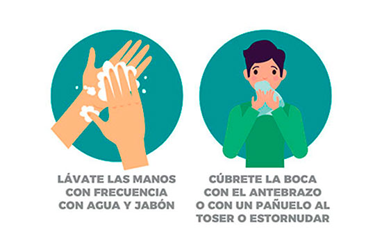 consejos para el coronavirus