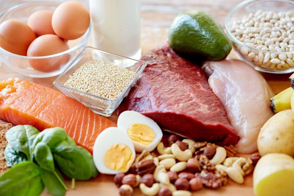 Cuánta proteína necesitas