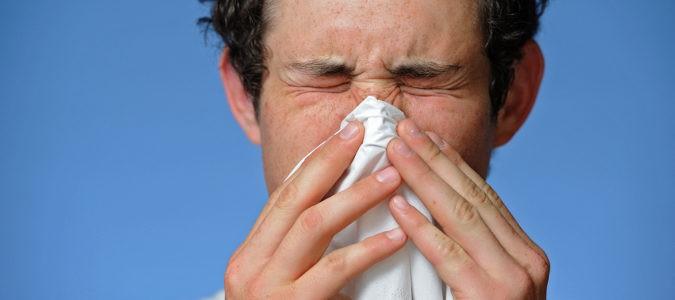 que es tener alergia al clima