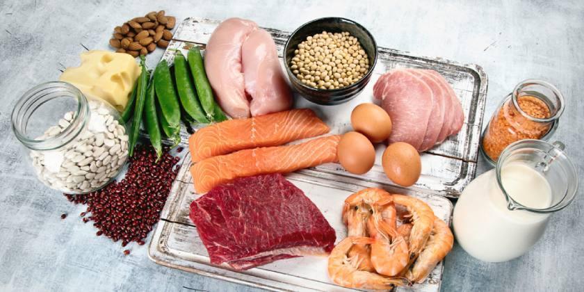 Más proteínas a tus alimentos