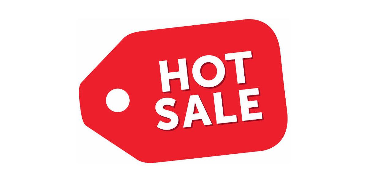 Logo con las promociones Hot Sale
